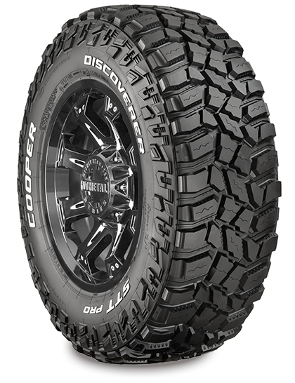 Gomme 4x4 Suv Cooper Tyres 285/75 R16 126/123K DISCOVERER STT PRO M+S Estivo