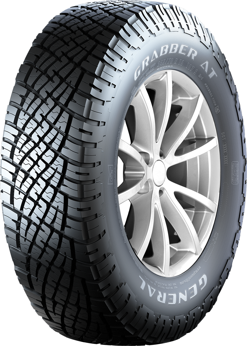 Gomme 4x4 Suv General Tire 235/85 R16 120/116S Grabber AT OWL M+S Estivo