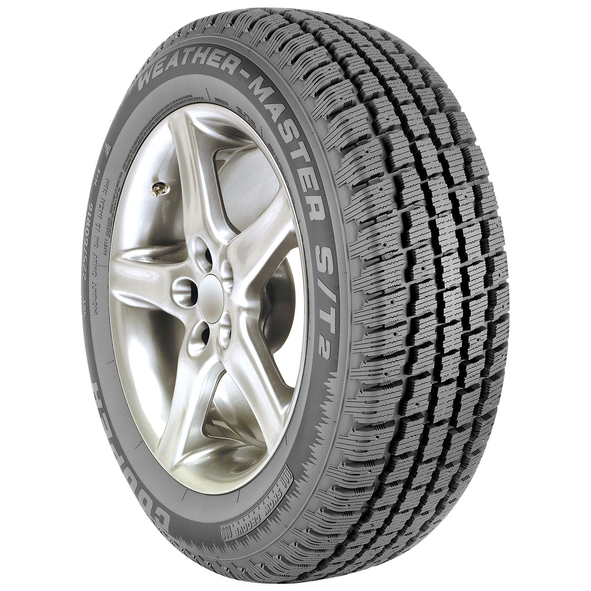 Gomme 4x4 Suv Cooper Tyres 225/60 R18 100T WEATHERMASTER ST2 Invernale