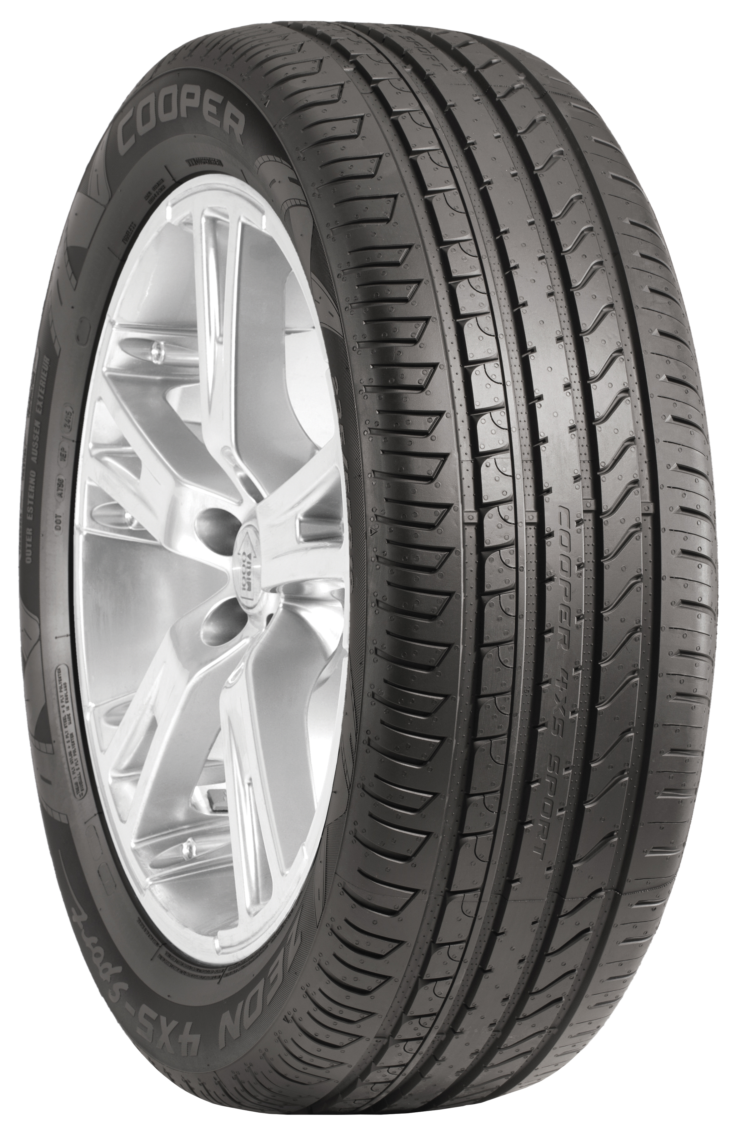 Gomme 4x4 Suv Cooper Tyres 225/65 R17 102H ZEON 4XS SPORT Estivo