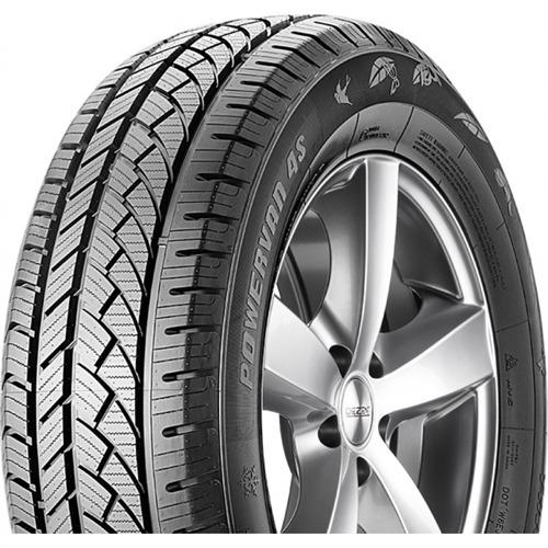 Gomme Trasporto Leggero Tristar 235/65 R16C 115S VAN POWER AS M+S All Season