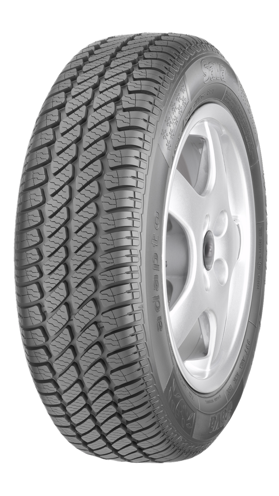 Gomme Autovettura Sava 175/65 R14 82T ADAPTO M+S All Season