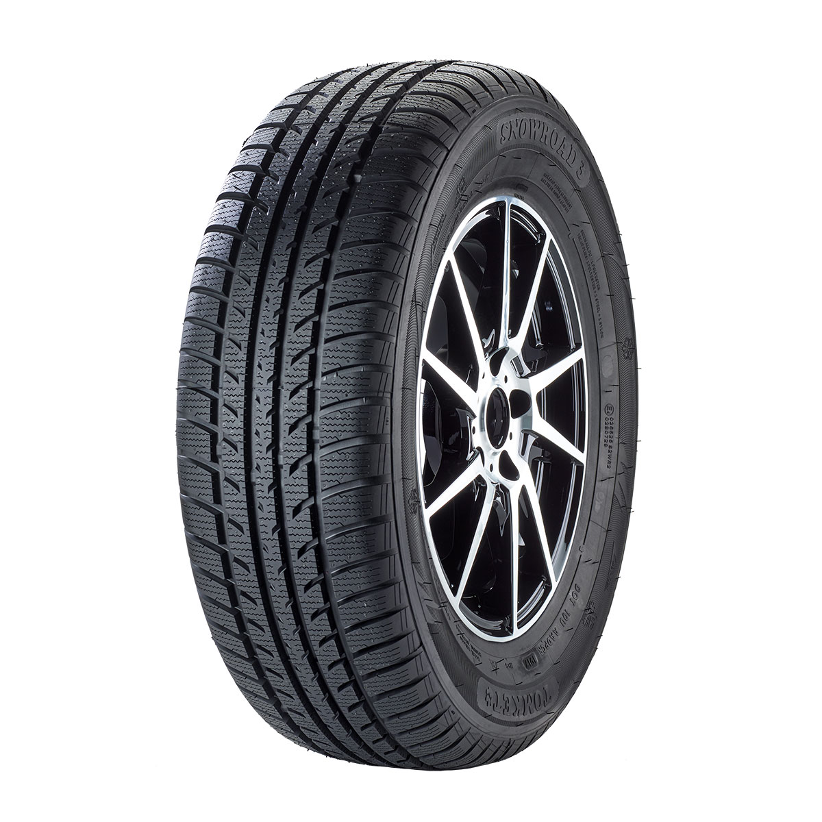 Gomme Autovettura Tomket 205/60 R16 96H SNOWROAD 3 XL M+S Invernale