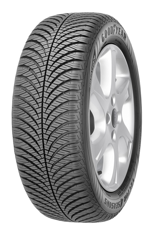 Goodyear Goodyear 195/55 R15 85H VECTOR 4 SEASONS G2 pneumatici nuovi All Season