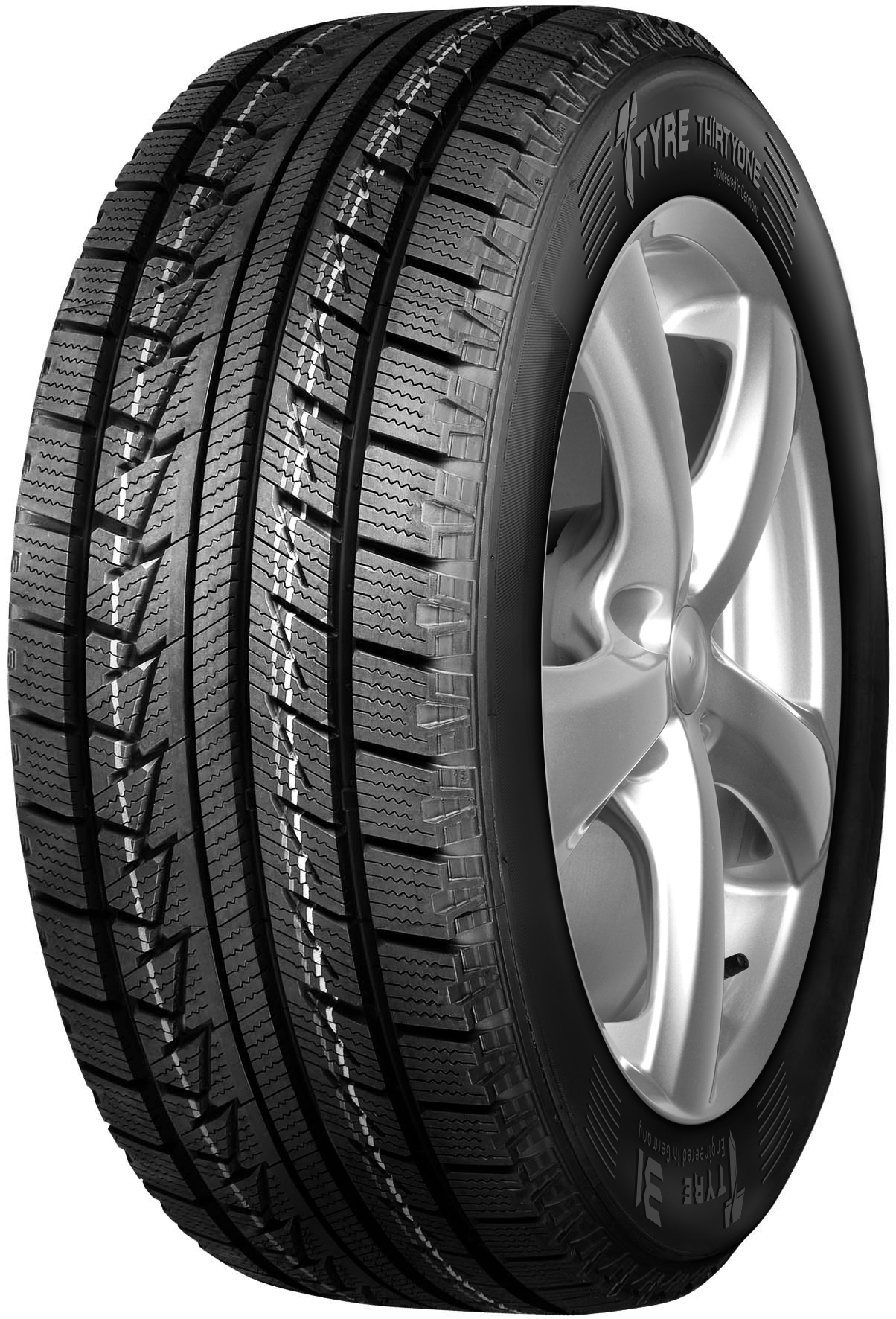 Gomme Autovettura T-Tyre 225/45 R17 94H THIRTY ONE XL M+S Invernale