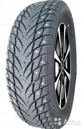 Gomme 4x4 Suv Effiplus 225/65 R17 102T Iceking RPB M+S Invernale