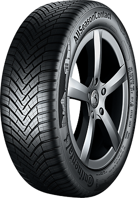 Gomme Autovettura Continental 195/55 R16 91H ALLSEASONCONTACT XL M+S All Season