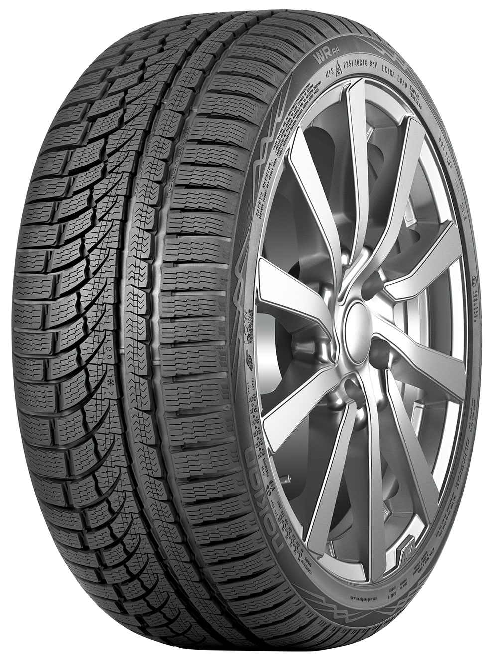 Gomme Autovettura Nokian 225/45 R19 96V WR A4 XL M+S Invernale