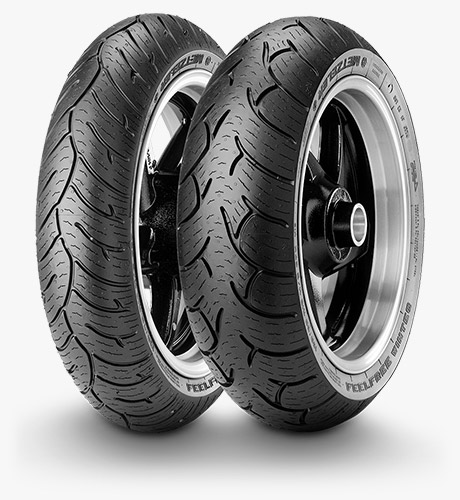Gomme Moto Metzeler 120/70 R15 56H FEELFREE WINTEC M+S All Season