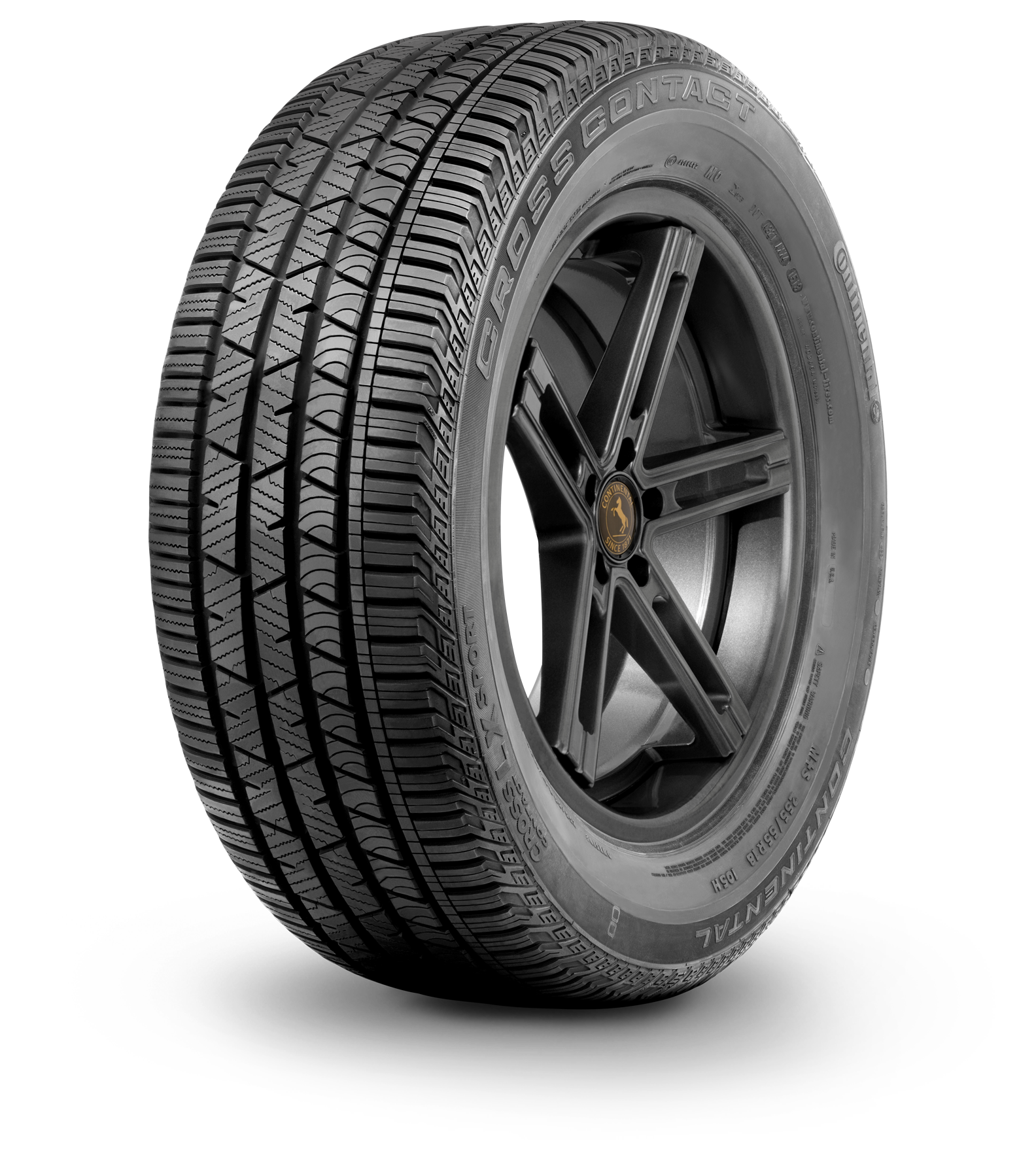 Gomme 4x4 Suv Continental 235/55 R19 101H CrossContact LX Sport AO FR M+S Estivo