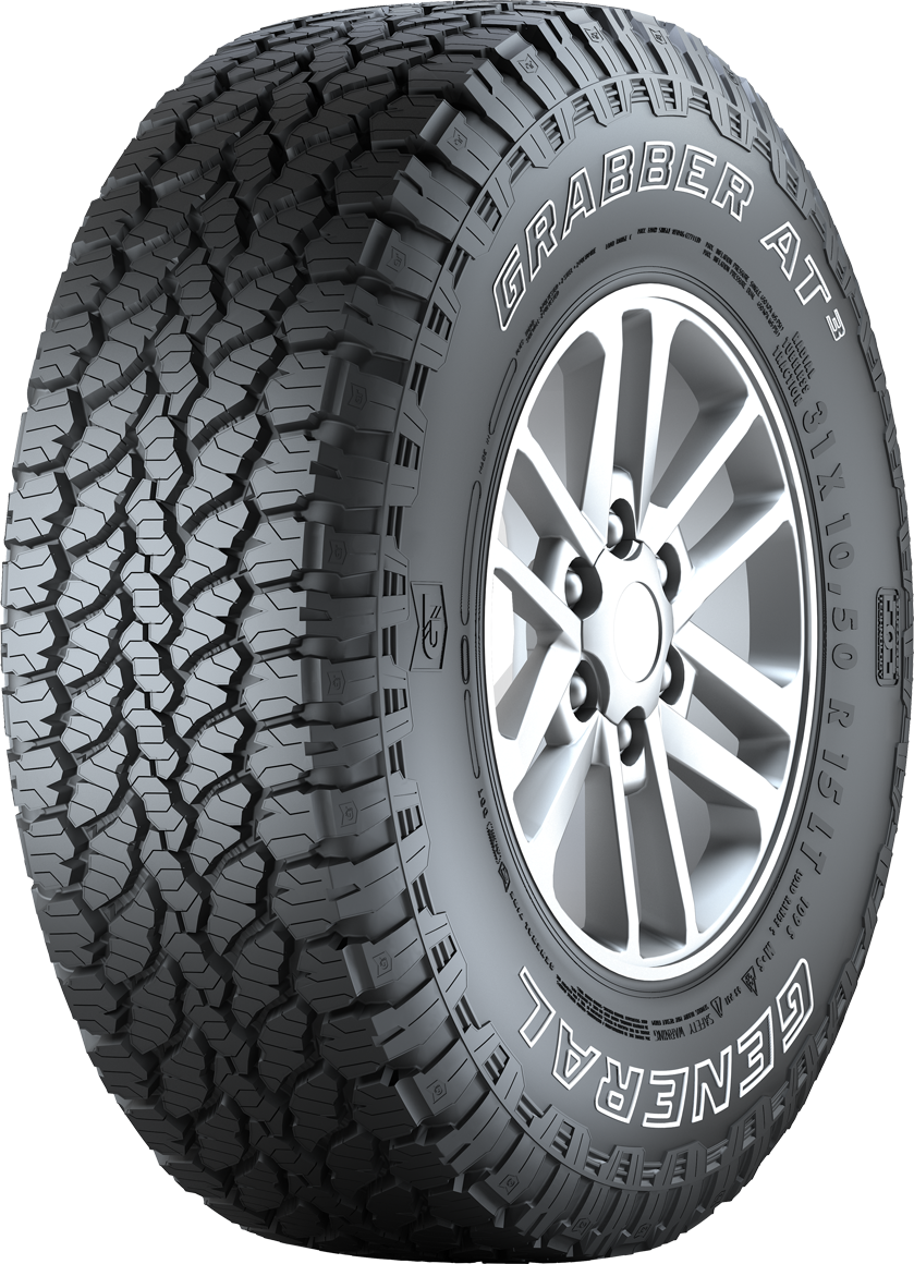 Gomme 4x4 Suv General Tire 265/65 R17 120/117S Grabber AT3 OWL Estivo
