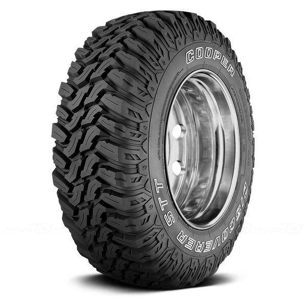 Gomme 4x4 Suv Cooper Tyres 265/70 R17 121/118Q DISCOVERER STT PRO Estivo