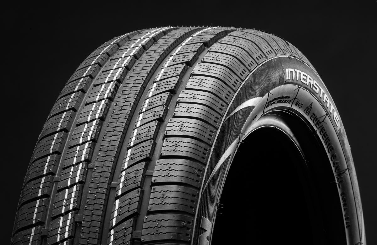 Gomme Autovettura Interstate 195/65 R15 91H ALL SEASON GT All Season