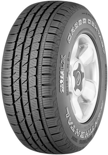 Gomme 4x4 Suv Continental 225/60 R17 99H CrossContact LX Sport Estivo