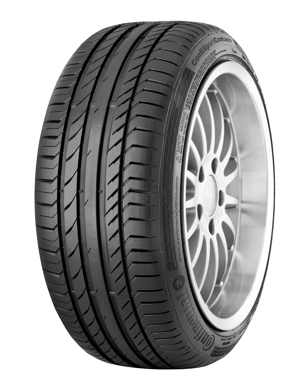 Gomme Autovettura Continental 225/40 R18 88Y SP.CONTACT 5 SSR Runflat Estivo