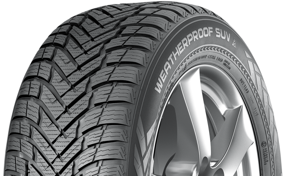 Gomme 4x4 Suv Nokian 215/60 R17 100H WEATHERPROOF SUV XL All Season