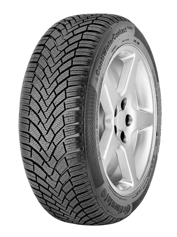 Gomme Autovettura Continental 215/55 R16 93H Contiwintercontact Ts850 Invernale