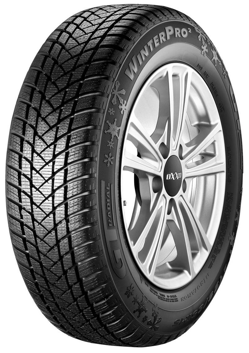 Gomme Autovettura GT Radial 205/55 R16 91T WINTER PRO 2 M+S Invernale