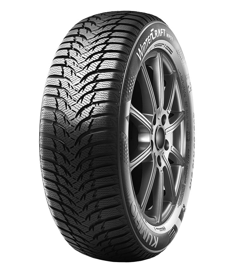 Gomme Autovettura Kumho 205/55 R16 91H WinterCraft WP51 Invernale