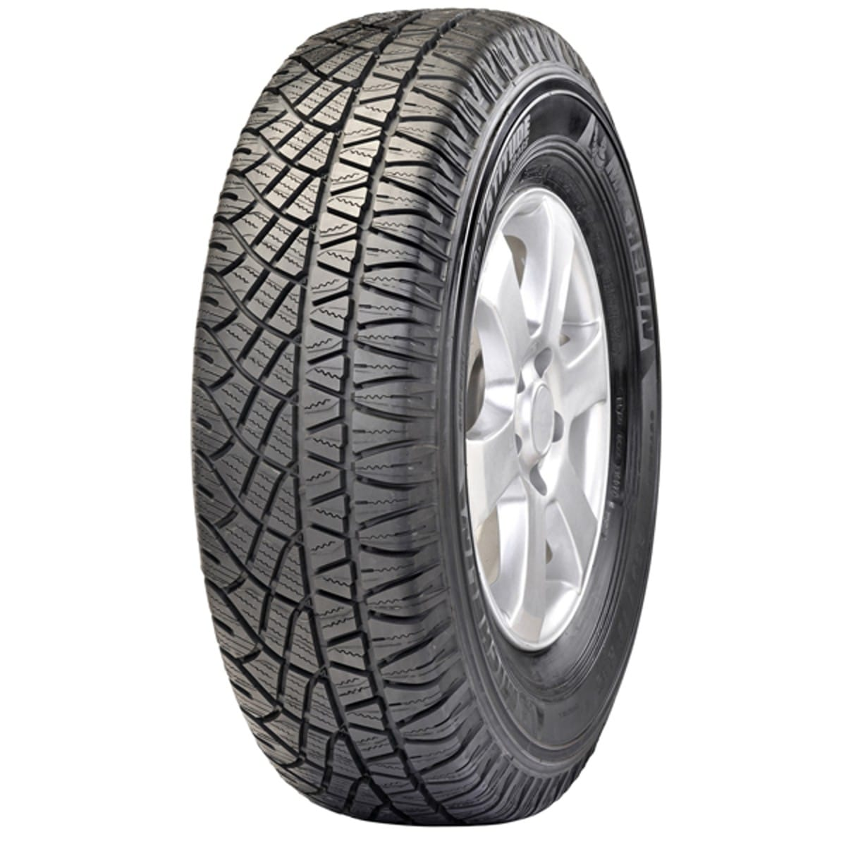 Gomme 4x4 Suv Michelin 235/75 R15 109H Latitude Cross XL Estivo