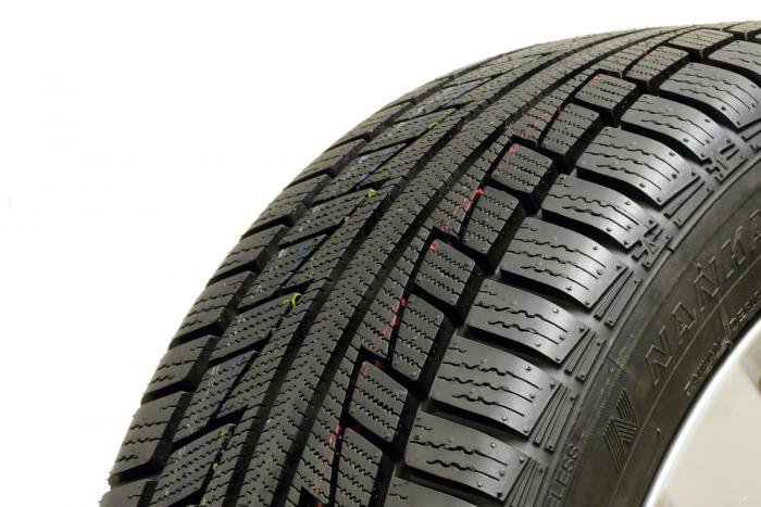 Gomme Autovettura Nankang 175/70 R13 82T SV-2 M+S Invernale