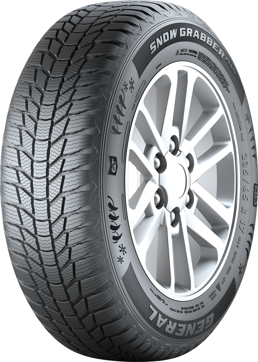 Gomme 4x4 Suv General Tire 255/50 R19 107V SNOW GRABBER PLUS M+S Invernale